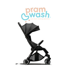 Pramwash Single Stroller Wash- Motherswork@Great World City