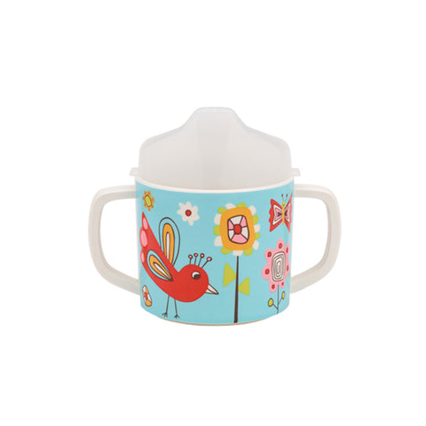 Sugarbooger Birds & Butterflies Sippy Cup