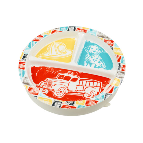 Sugarbooger Fire Truck Divided Suction Plate