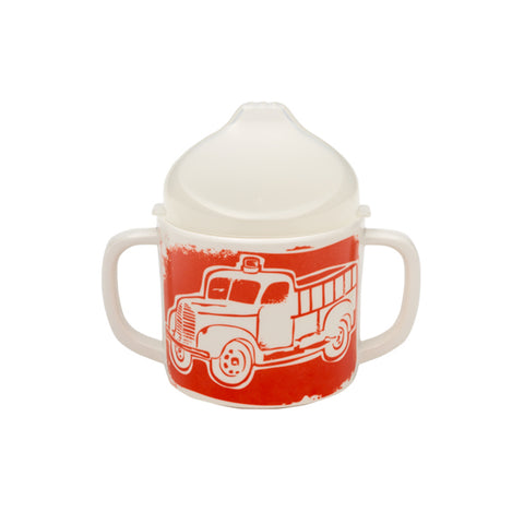 Sugarbooger Fire Truck Sippy Cup