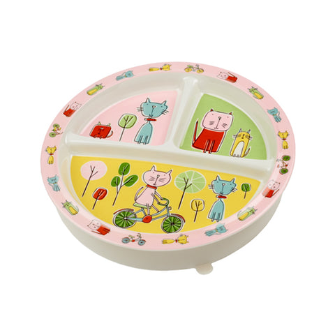 Sugarbooger Kitty Divided Suction Plate