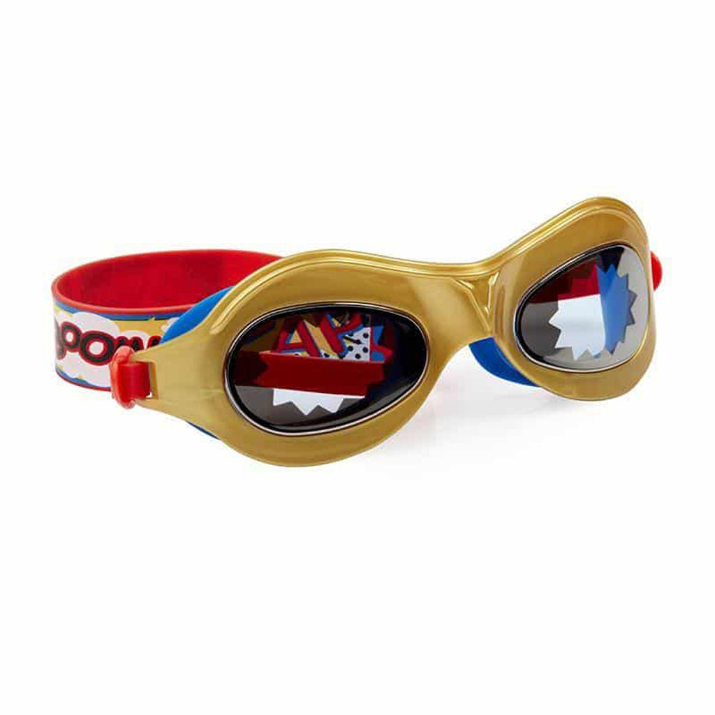 Bling2O Swimming Goggles - Marvelous Swim Flash Gold