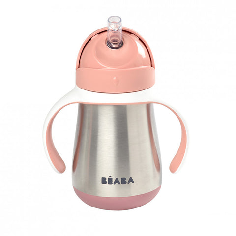 Beaba Stainless Steel Straw Cup