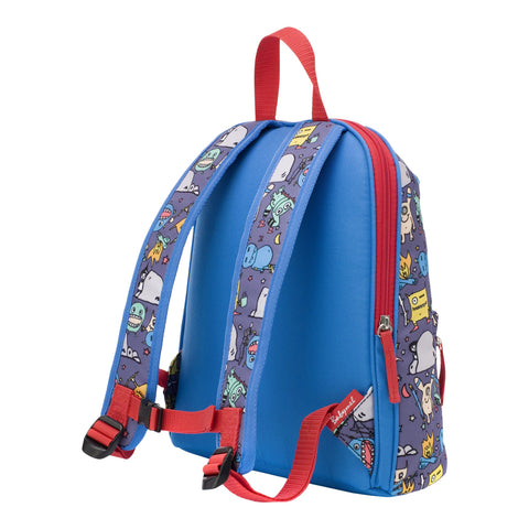 Babymel Zip & Zoe Kids Monster Backpack
