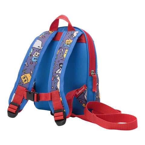 Babymel Zip & Zoe Mini Monster Backpack