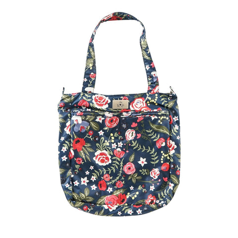 Jujube Be Light Classic Diaper Bag - Midnight Posy