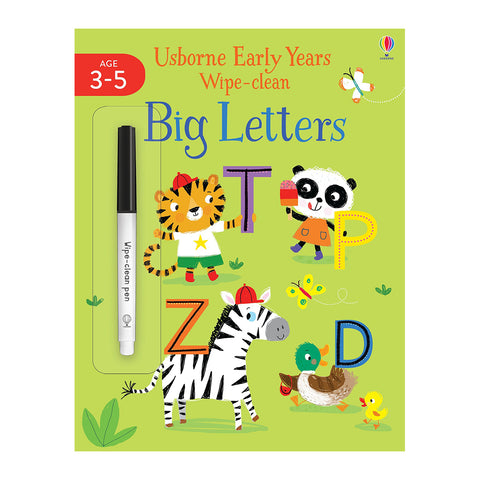 Usborne - Big Letters Book