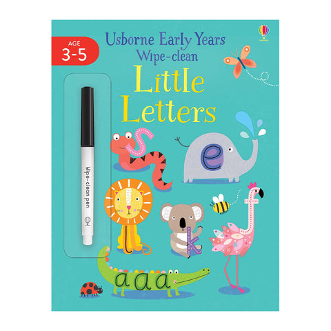 Usborne - Little Letters Book