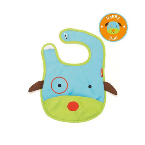Skip Hop Zoo Tuck-Away Bib