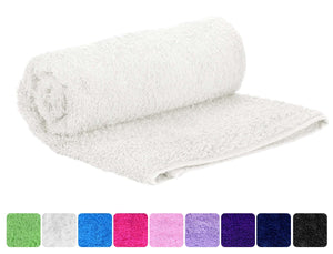 Puffy Cotton Premium 100% Natural Soft Cotton Hand Towel ( Set of 6 )