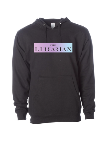 The Librarian Logo Pullover Hoodie
