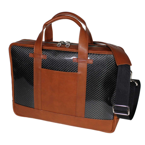 Carbonio Metro Briefcase (Available in 4 Colors)