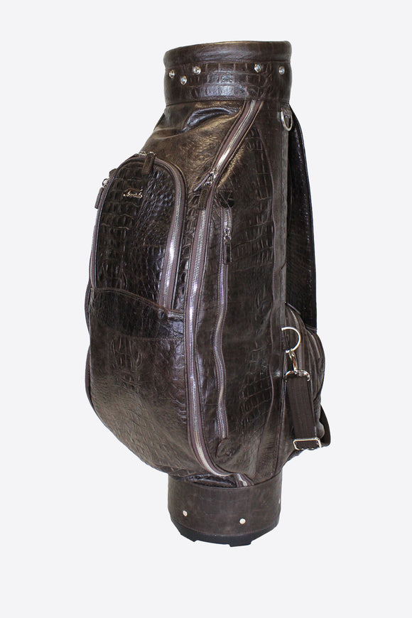 Everglades Leather Golf Bag (Available in 3 Colors + Custom)