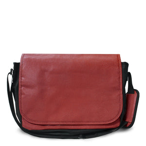 Football Sport Messenger Bag