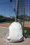 Baseball Sport Cinch Bag