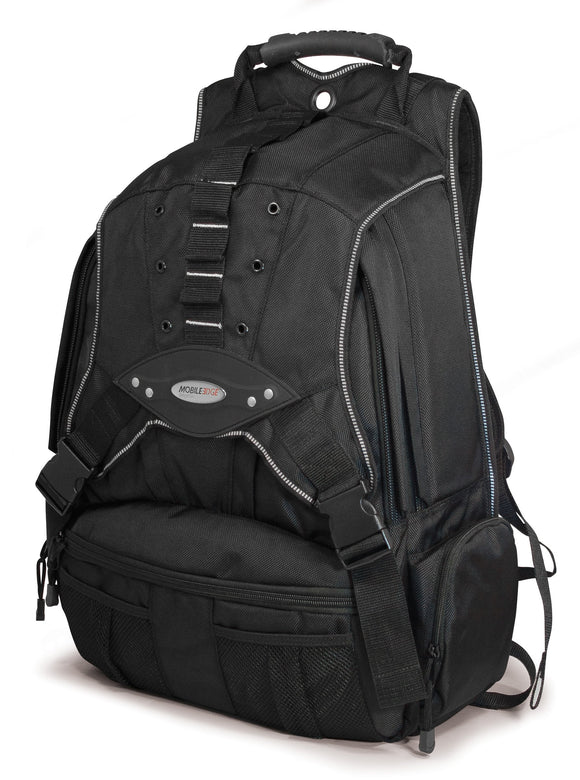 A 1680 Denier Ballistic Nylon black 17.3