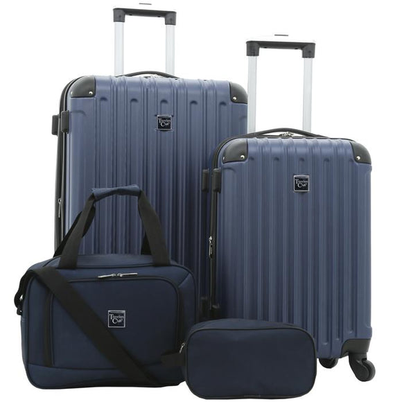 Midtown Rolling Expandable Value Set - 4 Pc (Available in 3 colors)
