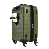 Wrangler 3-in-1 Hardside Luggage Set 3-Pc (Available in 3 colors)