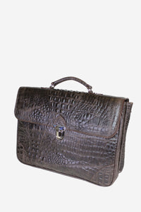 Everglades Leather Briefcase (Available in 3 Colors)