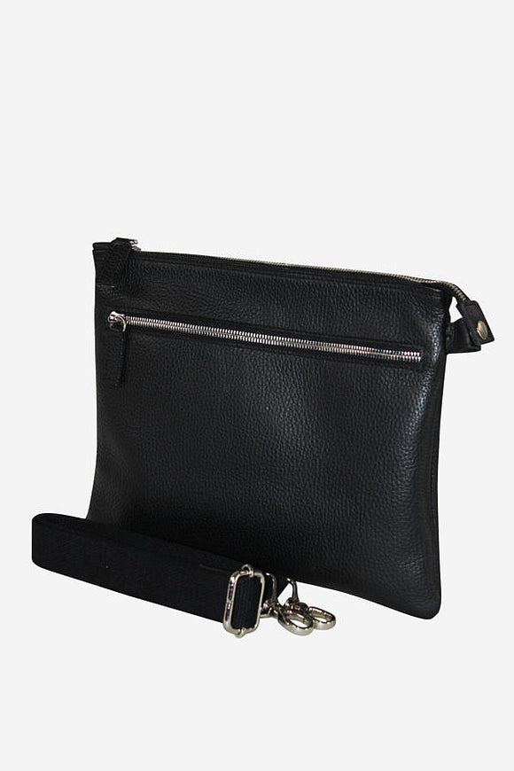 Elegante Waterproof Leather Shoulder Bag