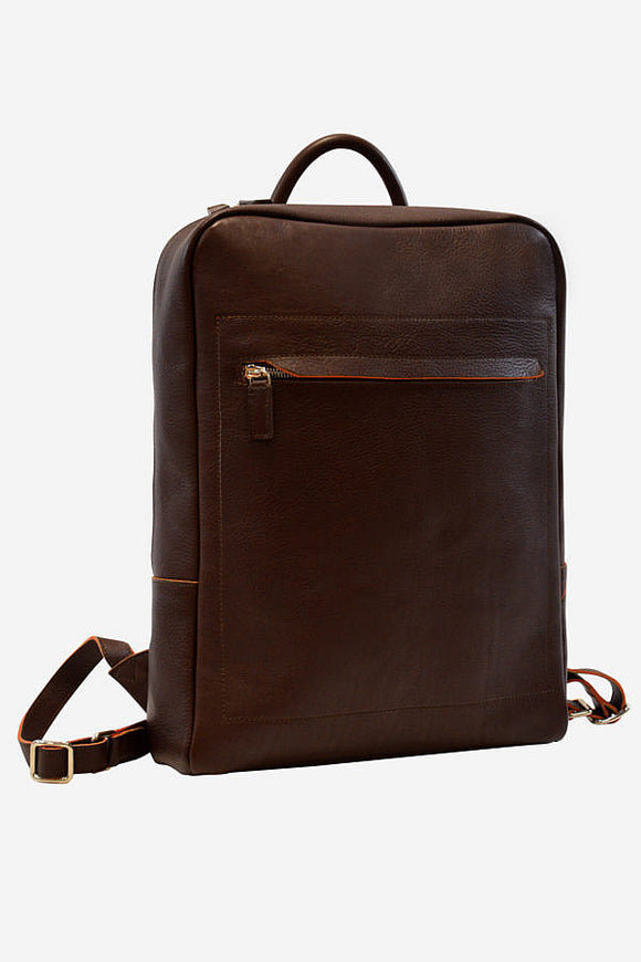 Marco Polo Leather Backpack (Available in 3 colors)