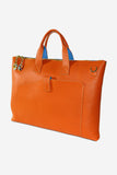 Murano Slim Leather Briefcase (Available in 4 colors)