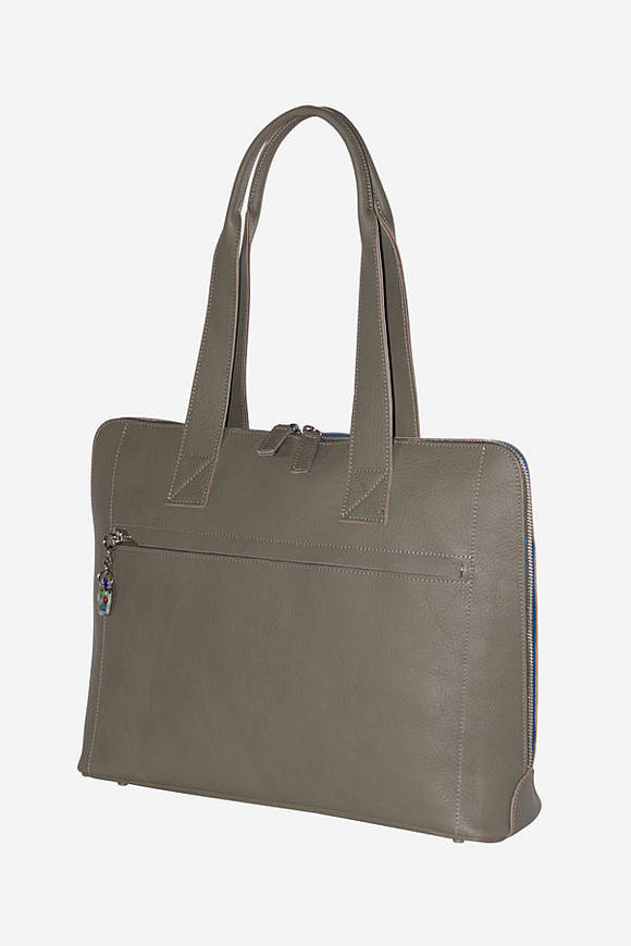 Brava Leather Hand Bag (Available in 9 Colors)