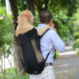 Woofer Breathable Dog Backpack (Available in 4 colors & 4 sizes)