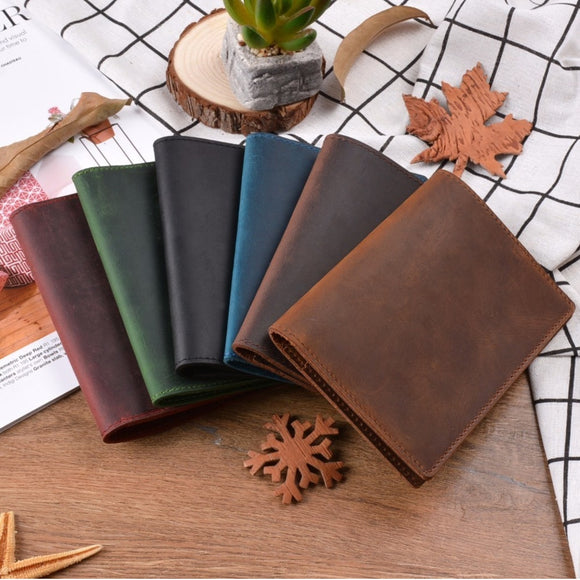 Luxe Leather Passport Case (Available in 6 colors)