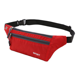 Slimline Fanny Pack (Available in 10 colors)
