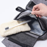 Globetrotter Hanging Toiletry Bag (Available in 7 colors)