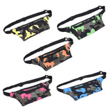 Camouflage Waist Pack (Available in 5 colors)