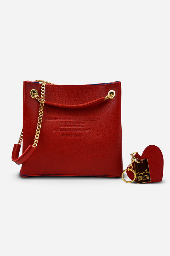 VALENTINE'S DAY LIMITED EDITION BAG + KEY RING