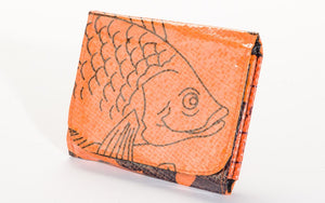 Jet-Set Bi-Fold Wallet (Available in 5 patterns)