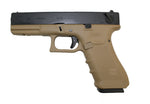 EU18 GEN 4 BLACK or TAN PISTOL