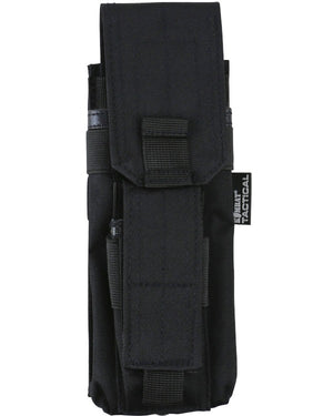 Single Mag Pouch with Pistol Mag