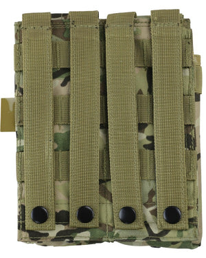 Double Mag Pouch with Pistol Mag