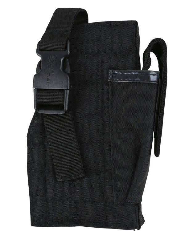 Molle Gun Holster with Mag Pouch