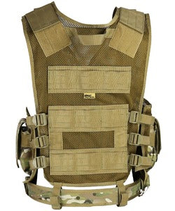 Cross-Draw Tactical Vest - BTP