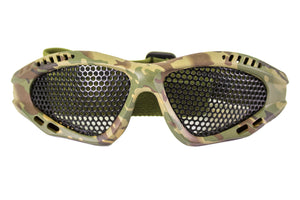 NP SHADES MESH EYE PROTECTION - Multi Options