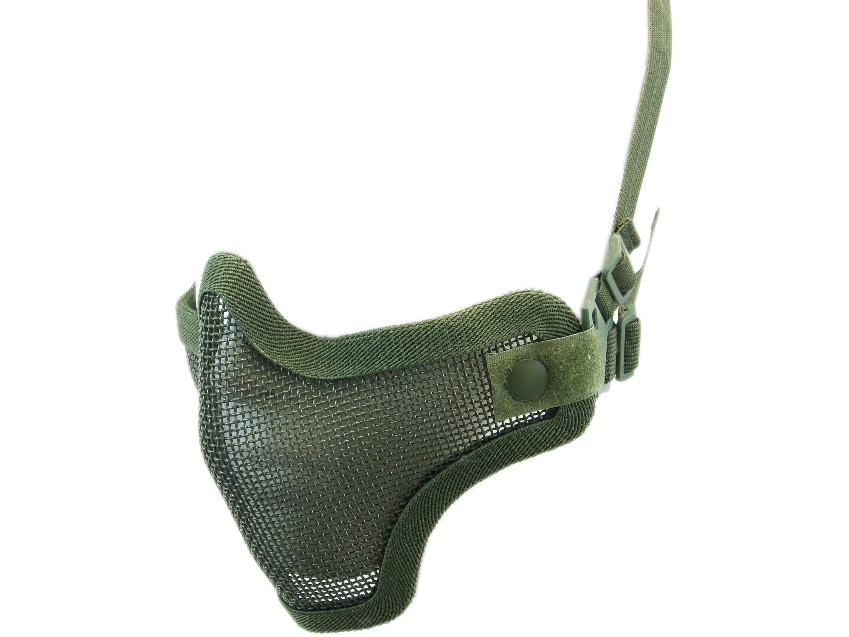 V1 NP MESH LOWER FACE SHIELD - Plain V1