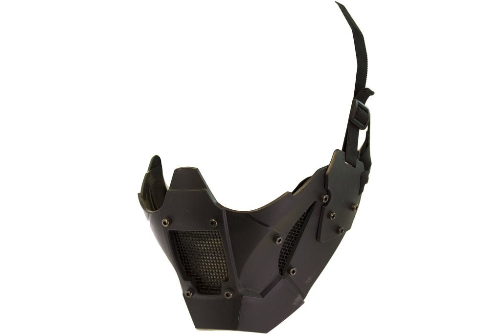 V4 NP MESH LOWER FACE SHIELD - V4