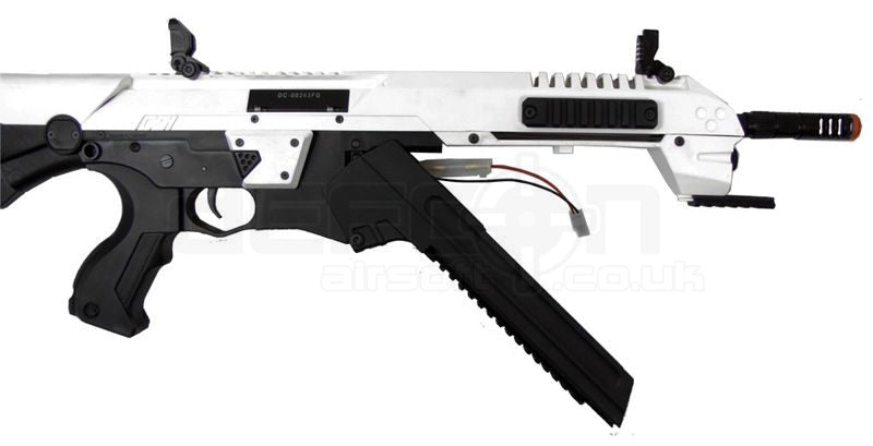 CSI S.T.A.R. XR-5 FG-1502 Advanced Battle Rifle (AEG - Trooper White)