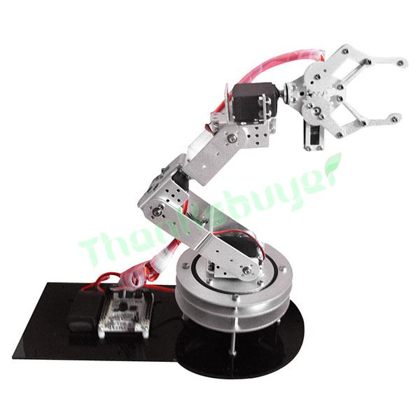 Aliminium Robotic Arm--without Electronic Control System