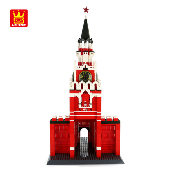 World Famous Architecture Series Moscow Kremlin 1044pcs Bricks