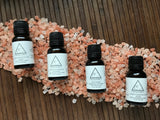 Crystal Infused Essential Oil Bundle