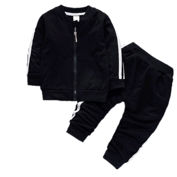Baby/Toddler Boys/Girls 2Pc Sweatsuits 12M-4T