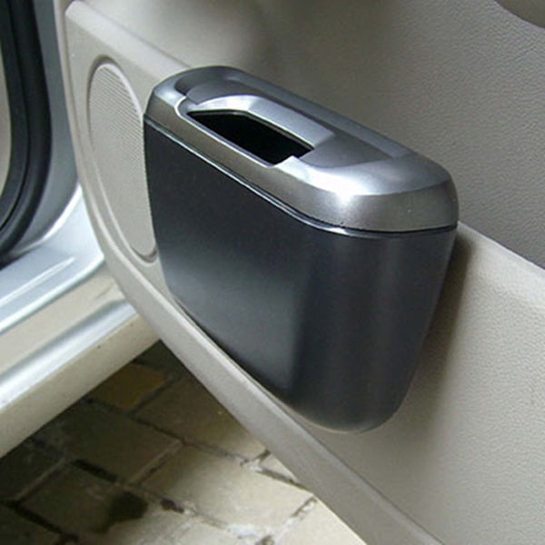 Attractive Car Garbage Bin/Container With Lid