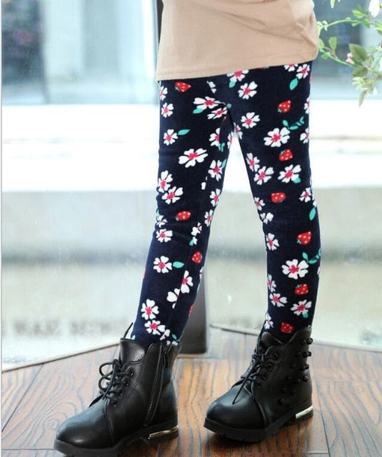 Girl's Leggings 2T-7