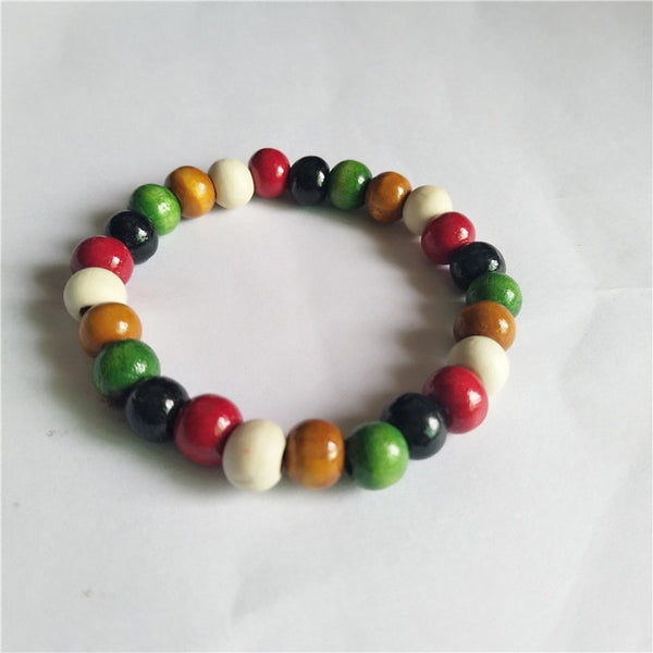 Tribal Beaded Bracelets
